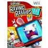 Wii游戲雷曼 瘋狂兔子 電視聚會