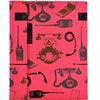 迪思拜尔the new ipad3/ipad2年代秀复古保护套 粉色
