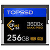 天硕CFast MAX Pro系列 3600X(256GB)