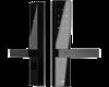 京选SLZ01 zigbee智能门锁(霸王锁体)