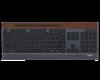 雷柏E9260多模式无线刀锋键盘