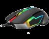 雷柏V302C幻彩RGB电竞游戏鼠标