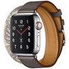 苹果Watch Hermes Series 5(GPS+蜂窝网络/不锈钢表壳/Double Tour表带/40mm)