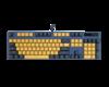 雷柏V500PRO蔚蓝皇朝、青花蓝背光游戏机械键盘