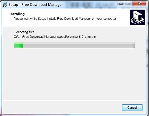 Free Download Manager软件截图