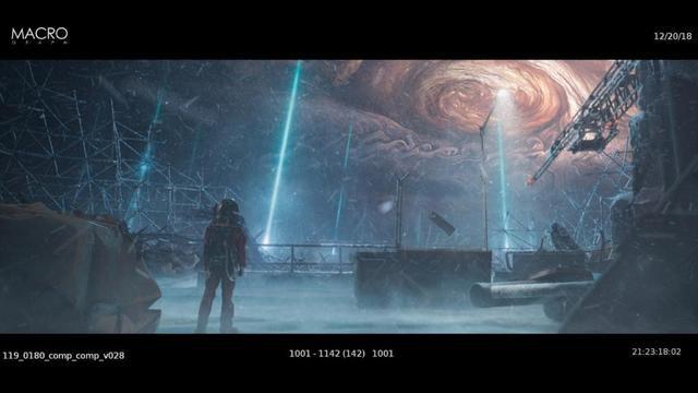 《流浪地球》扛起中国科幻的大旗 华为云引领云渲染浪潮