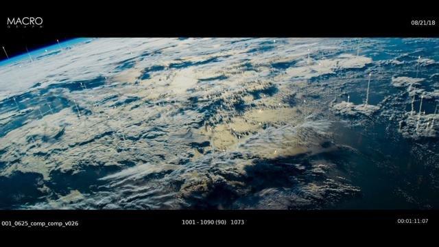 《流浪地球》领跑背后:硬核科技华为云突破你对科幻镜头的想象