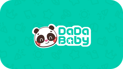 说明: C:\Users\xiaomi\Desktop\dada\资料\DaDa 图片\DaDa 图片\DaDababy 新LOGO.png