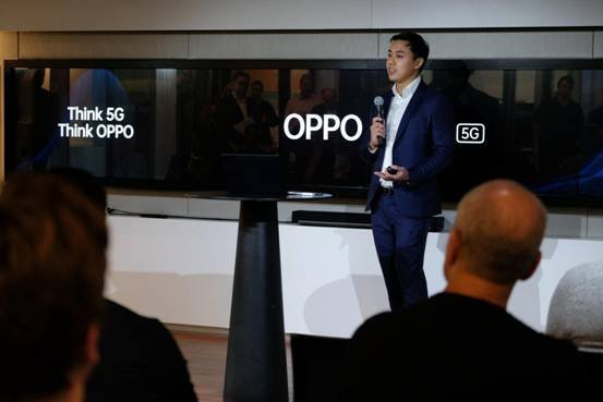 OPPO Reno 5G悉尼发布