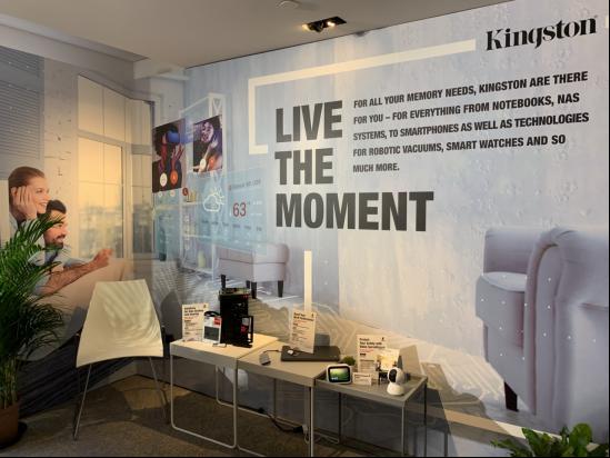 金士顿u盘修复,2019台北电脑展——金士顿在生活中无处不在