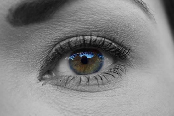 眼, 看, 美, 脸, 女孩, 美丽, 女子, 女性, 肖像, 皮肤, 寻找, 化妆, 特写, 完美, 风格