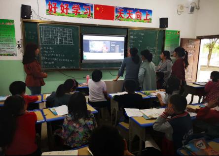 推进教育资源平等 新东方在线公益课程走进云贵贫困山区