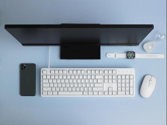 雷柏MT710+M200办公键鼠兼容Wins和Mac双系统灵活又有趣