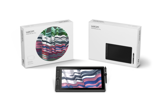 Wacom发布MobileStudio Pro 13创意移动电脑旗舰版