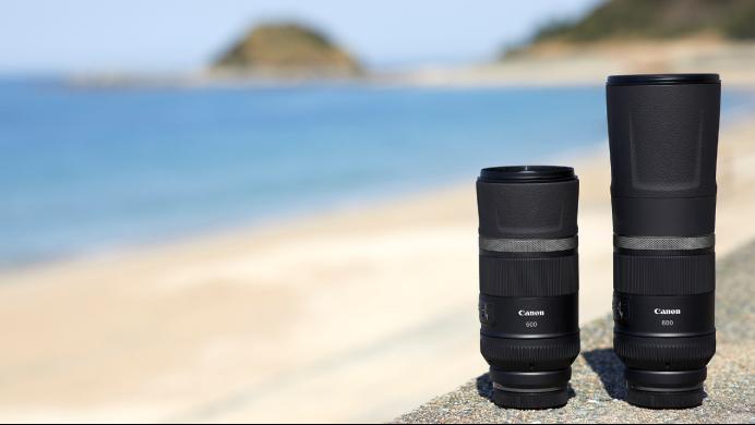佳能发布两款RF超远摄定焦镜头新品 RF600mm F11 IS STM及RF800mm F11 I