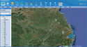 谷歌卫星地图下载器