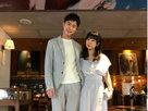 江宏杰带福原爱吃甜品撒狗粮 夫妻十分甜蜜-娱乐组图