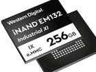 西数推iNAND IX EM132工业级嵌入SSD