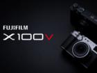 富士X100V