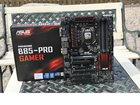 华硕B85-PRO GAMER游戏主板到货