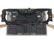 16英寸MacBook Pro拆解 难维修