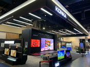 CES康佳展示自主技术 重回北美