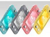 任天堂发布珊瑚色Switch Lite