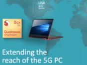 运营商支持搭载骁龙平台5G PC