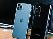 荣耀X10续航对比iPhone 11 Pro