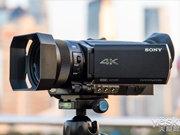 真实影像 4K体验 索尼FDR-AX700摄像机评测