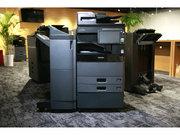 精益智能 东芝泰格A3黑白数码复合机e-STUDIO5018A评测