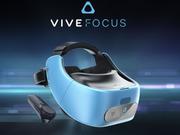 颜值可以内容丰富VIVE FOCUS VR一体机体验