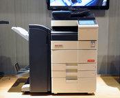 智能移动打印 必选震旦ADC556数码复合机