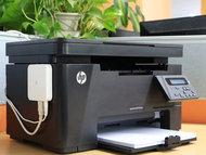 企业打印太繁琐?何不尝试钉钉智能打印云盒P1