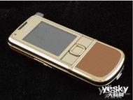 贵族身份的象征 诺基亚8800黄金版年底促销4999元
