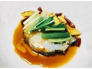 极客美食:健康减脂晚餐―电蒸箱版清蒸鳕鱼