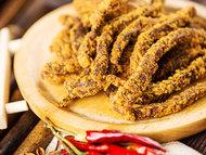 极客美食:健康零嘴―电烤箱版牛肉干