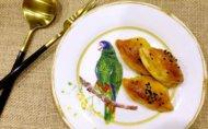 极客美食:香甜酥脆―电烤箱版榴莲酥