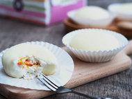 极客美食:软糯香甜—超简单的快手芒果雪媚娘