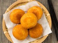 极客美食:软糯香甜―南瓜饼