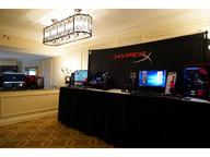 酷炫灯光秀 HyperX携旗下多款产品亮相CES