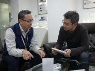 国际化中的江波龙电子 专访海外销售副总裁王伟民