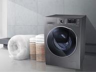 三星滚筒洗衣机上的图标都代表什么?