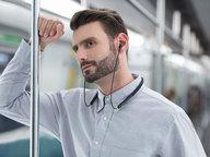 小米降噪项圈蓝牙耳机评测:颜值高音质有保障,佩戴舒适