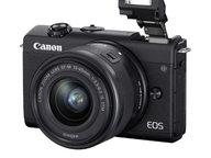 佳能悄然发布EOS M200无反相机:支持4K视频