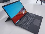 微软Surface Pro X上手体验:这些设计妙啊!