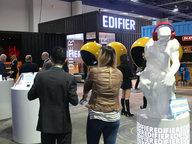 加速全球化布局 漫步者携众多产品亮相CES2020