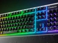 赛睿发布3款全新键鼠外设:键盘配OLED屏