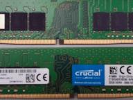英睿达发布单条容量32GB DDR4内存新品