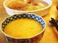 极客美食:增强抵抗力-电饭煲版小米南瓜粥